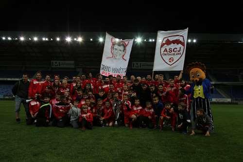 La Coupe des Diables rouges