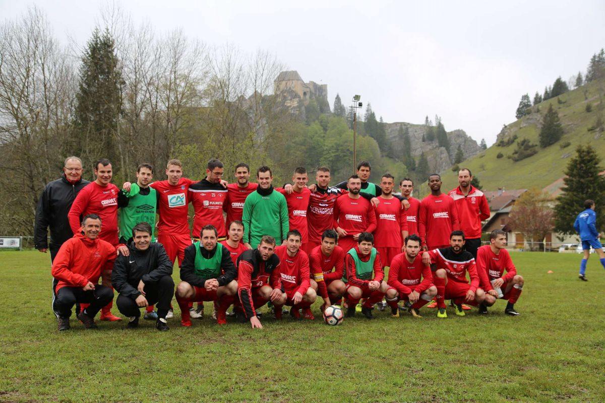 Equipe A face  à GJ Grand Besançon: Belle victoire
