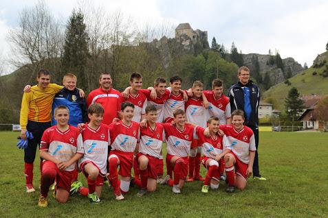 U15 face à Doubs, Une belle victoire