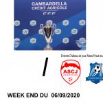 Premier tour Gambardella