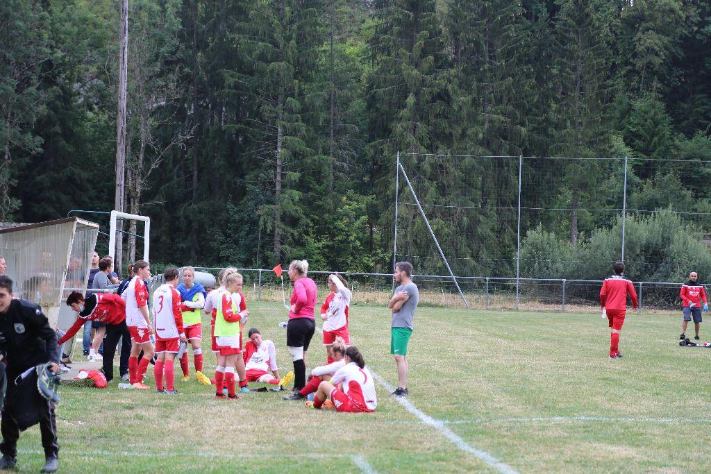 ASCJ F -Grand Besancon FC