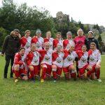 R2F, Victoire des Féminines contre Val de Pesme